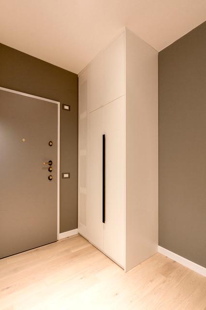 Appartamento residenziale cernobbio moderno ingresso - Ingressi case moderne ...