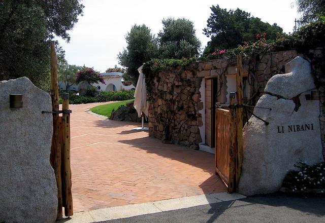 Cancelli ingresso cancello di ingresso alla masseria - Ingresso giardino ...