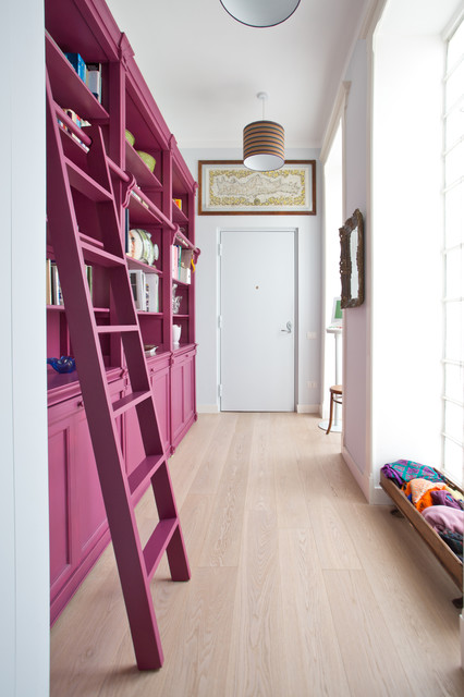 My houzz casa Roberta eclectic-entry