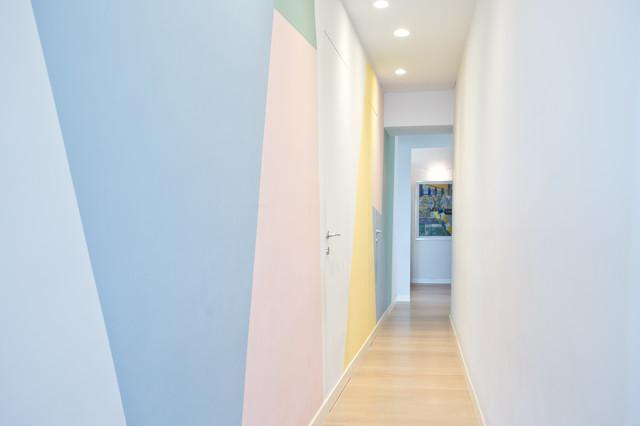 My houzz casa Roberta eclettico-corridoio