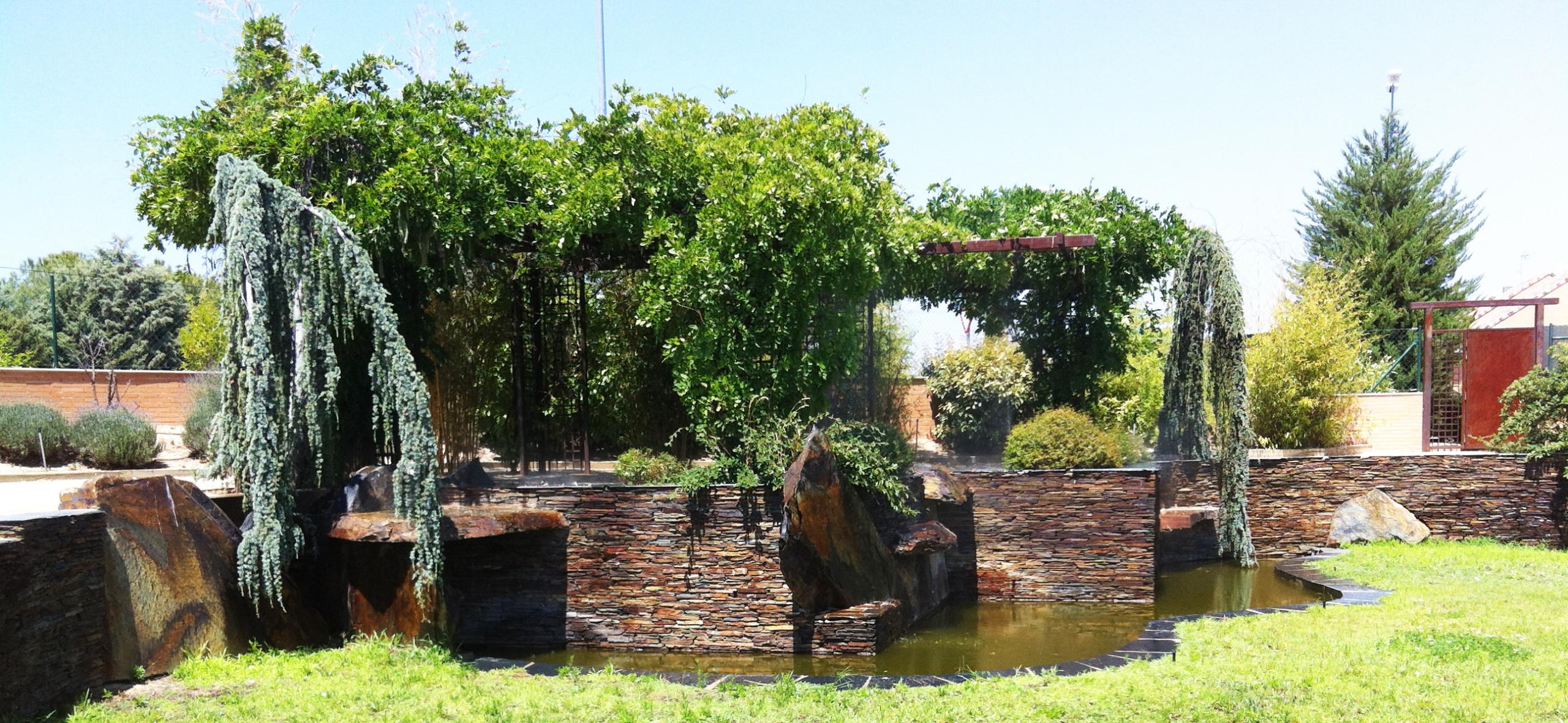 Jardín Privado Villamantilla