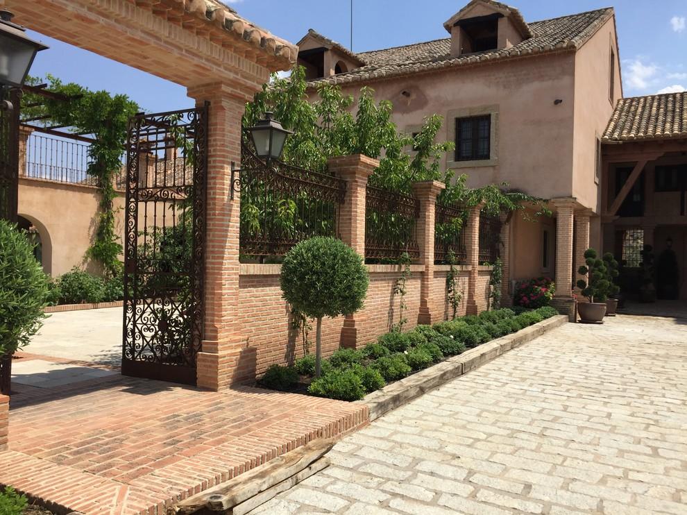 Proyecto paisajismo Finca en Toledo