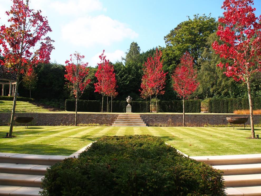 Wentworth - Jardín