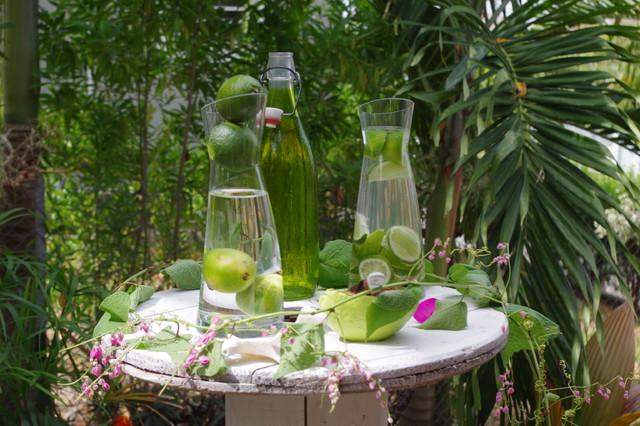 Ambiance garden party pour un mariage tout en douceur green ...