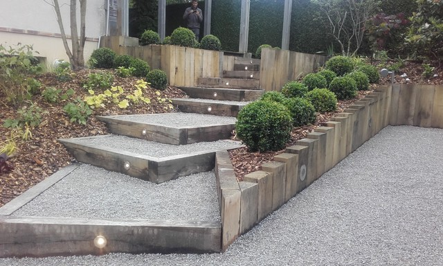 Amenagement De Jardin Modern Landscape Le Havre By