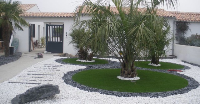 Am nagement ext rieur for Agencement jardin exterieur