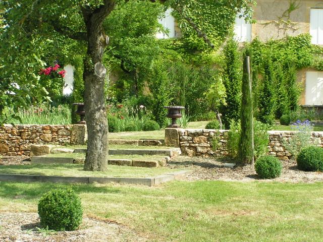 amenagement jardin dordogne
