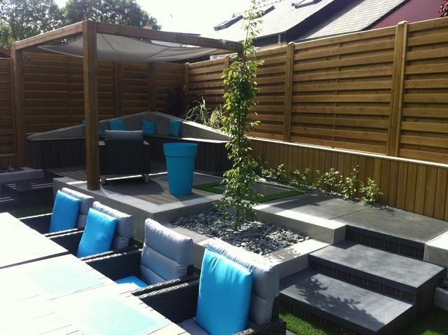 Aménagement jardin moderne - Contemporary - Garden - Angers - by ...