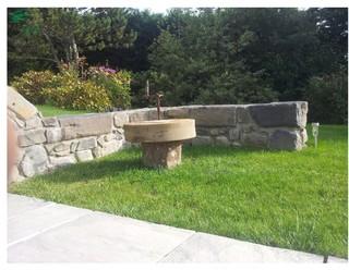 am nagement paysager autour d 39 une magnifique piscine campagne jardin clermont ferrand. Black Bedroom Furniture Sets. Home Design Ideas