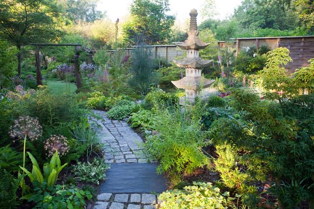 Asiatique jardin - Jardin asiatique ...