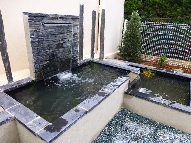 bassin d eau jardin excellent cours dueau wolga ubbink cm dpart with bassin d eau jardin vue. Black Bedroom Furniture Sets. Home Design Ideas