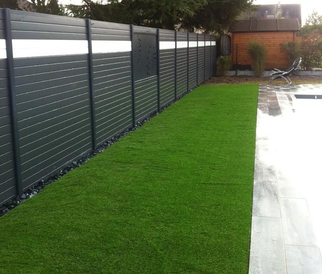 brise-vue aluminium - Minimalistisch - Garten - Angers - von ...