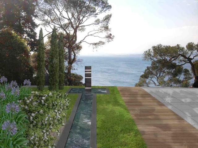 Cannes Architecte Paysagiste Garden Projects eclectic landscape