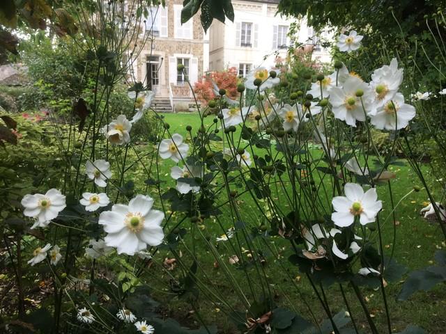 Jardin contemporain - Création et aménagement du Bours-Meaux ...