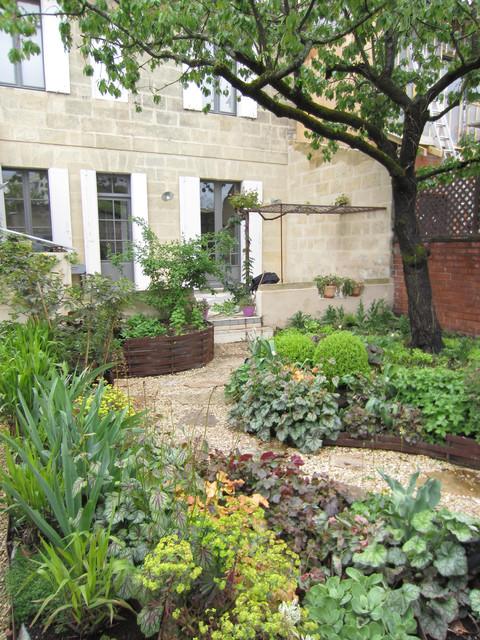 jardin de grand mère // jardin de curé - campagne - jardin
