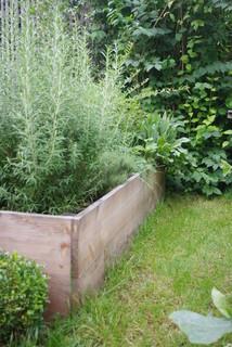 Jardin de ville 150m2 jardin nantes par cecile julio for Jardin 150m2