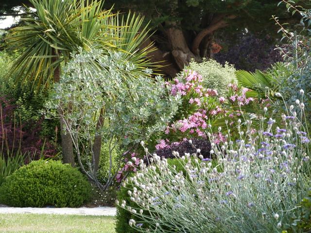 jardin du littoral classique jardin rennes par landscapes cie. Black Bedroom Furniture Sets. Home Design Ideas
