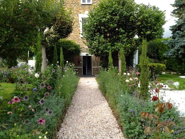 Jardin en ville classique chic jardin bruxelles for B b un jardin en ville brussels