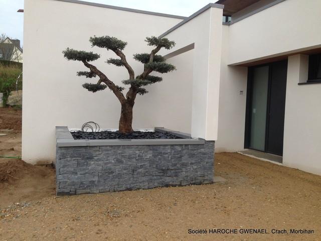 Jardin Jardini Re En Parement Pierre Stone Panel