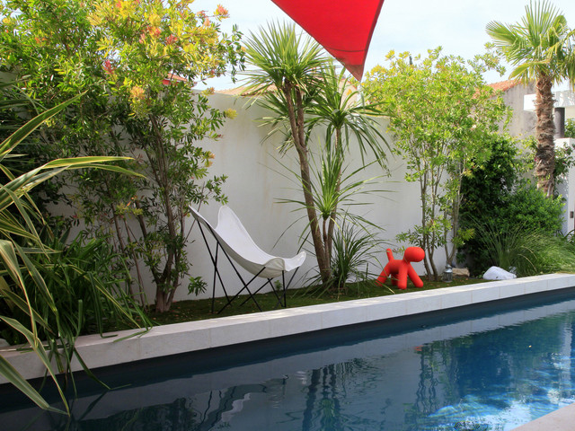 Jardin urbain contemporain jardin marseille par for Jardin urbain contemporain