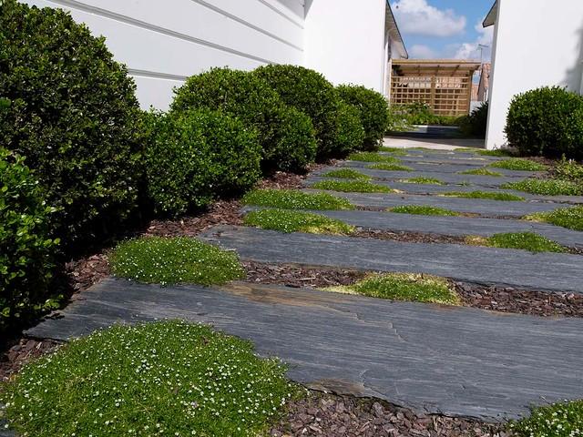 Jardins contemporains - Contemporary - Garden - Nantes - by ...