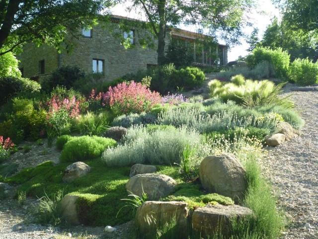 Jardins m diterran ens mediterr neo jard n grenoble for Amenagement jardin savoie
