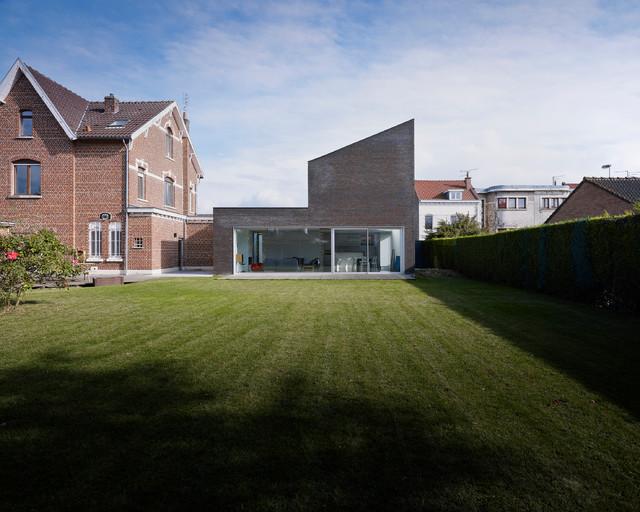 Architecture la maison d une extension riche en bonnes for Concepteurs de maison