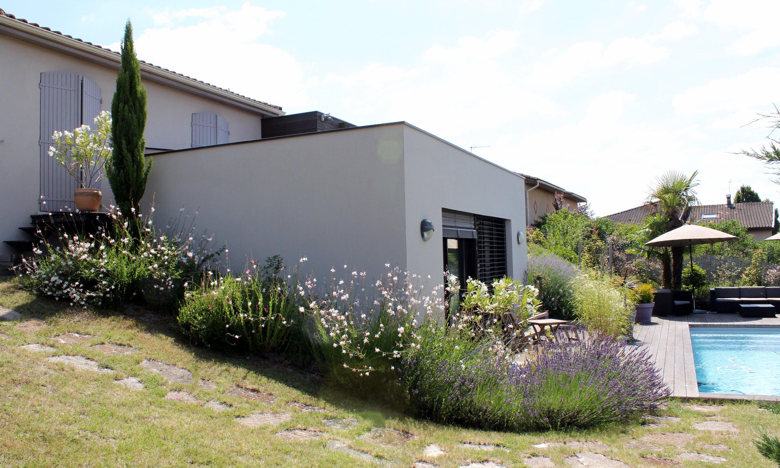 Maison PR - Extension et rénovation d'une maison individuelle