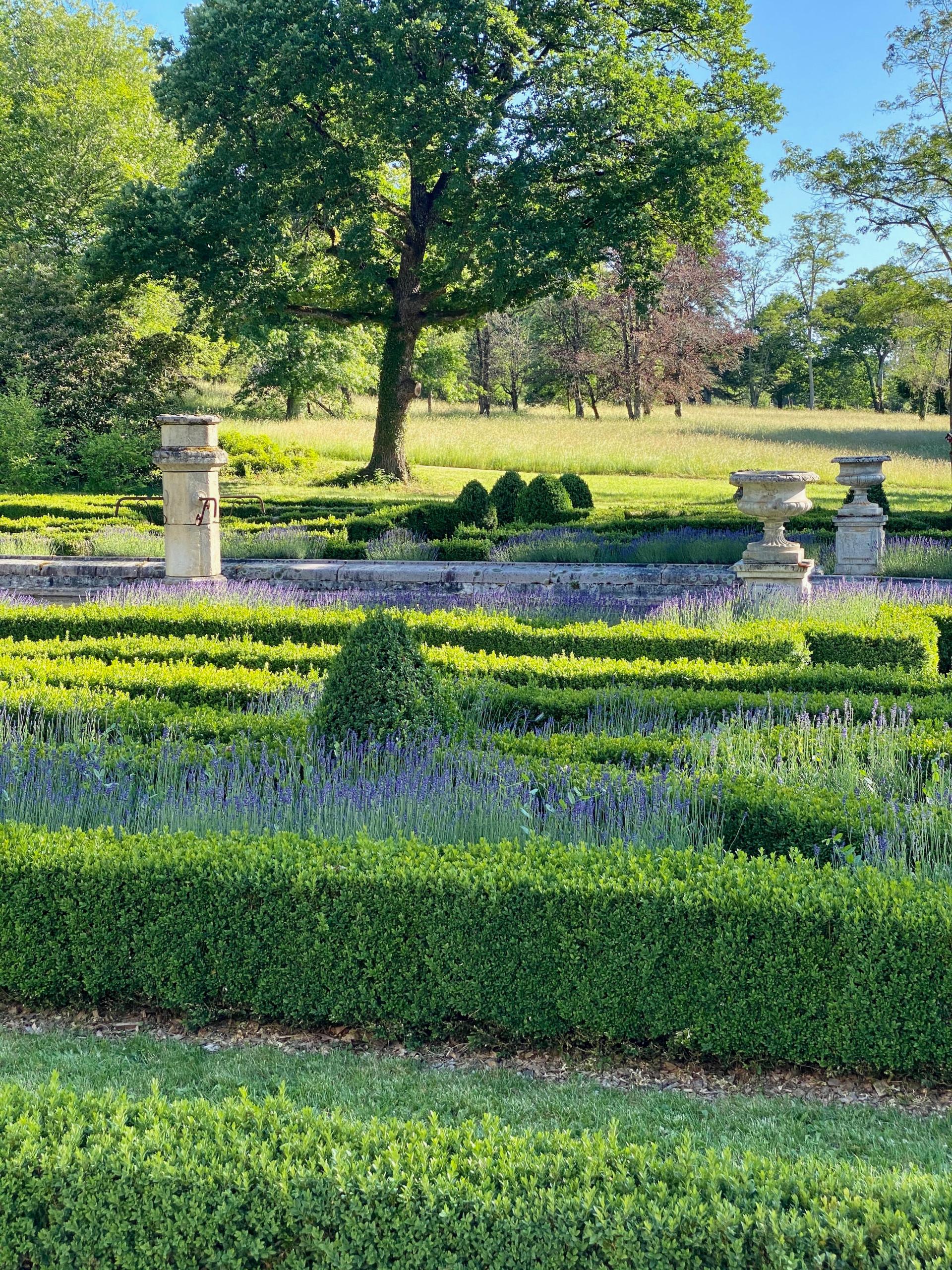 Nos realisations des jardins structurées