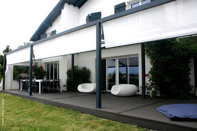 Pergolas - Moderne - Jardin - Autres périmètres - par ABRITEZ-VOUS ...