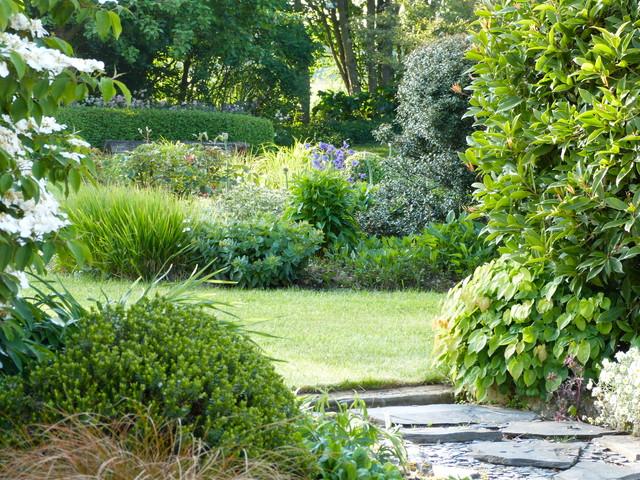 Personal garden - 'La Maison' clasico-jardin
