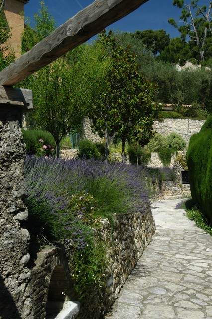 Provençal Garden 地中海 庭ランドスケープ