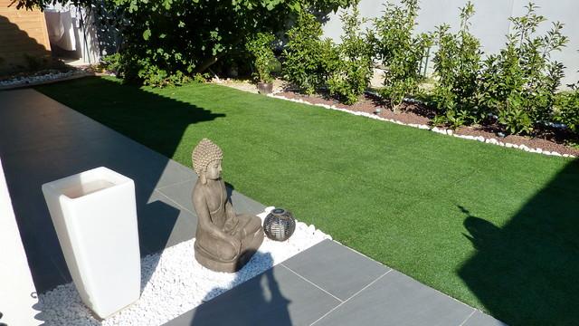 ... habitation - Asiatique - Jardin - other metro - par DOM DECO CREATION