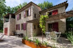 Visite Privée : Un ancien cabanon mué en éden provençal