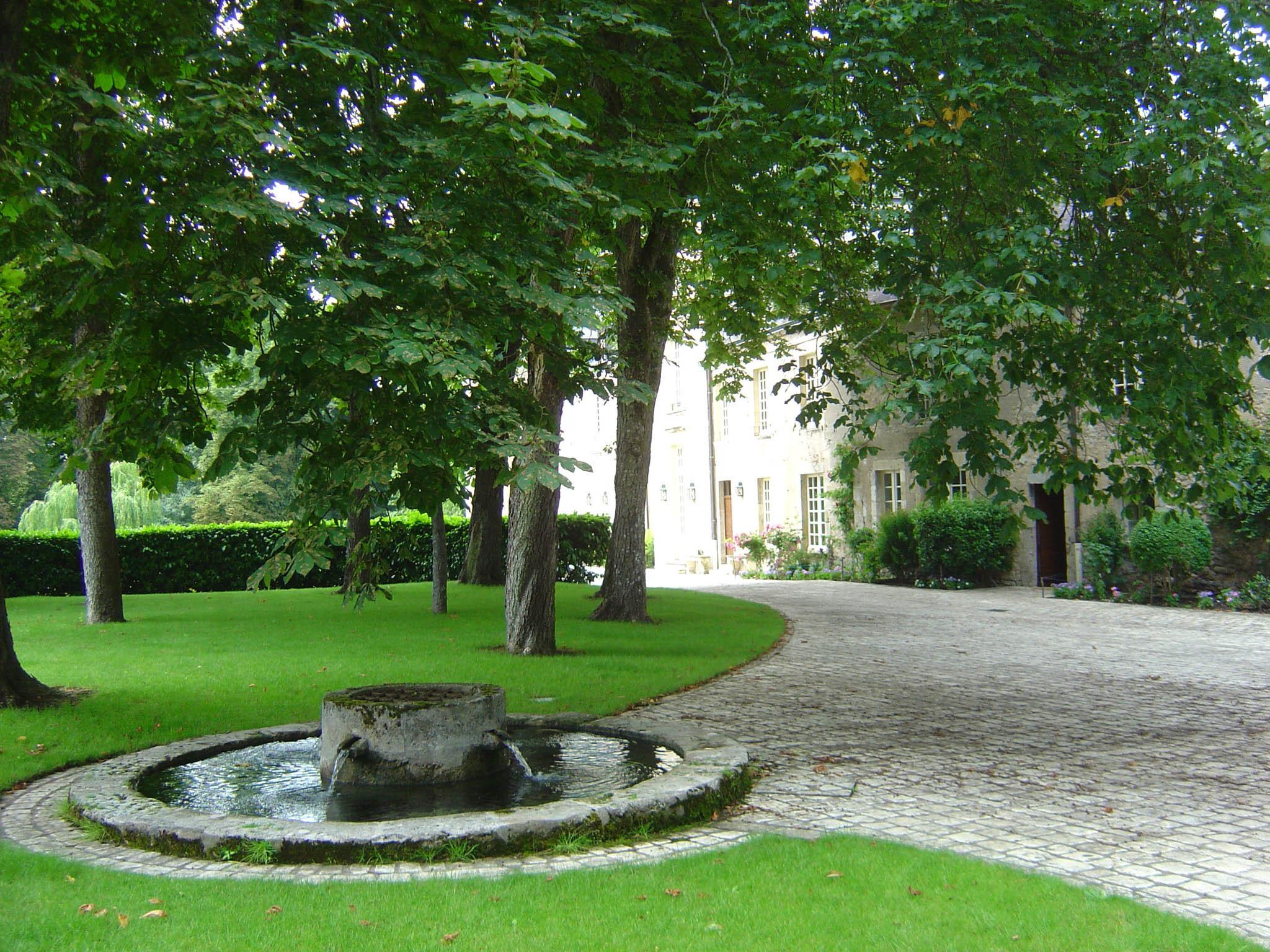 Rénovation du Château de Chenailles