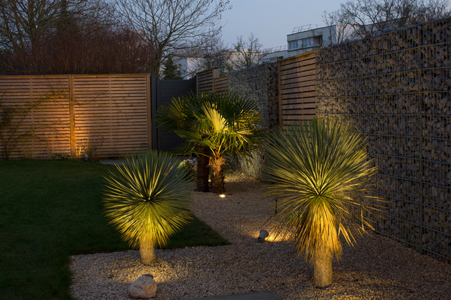 Un jardin épuré - Moderne - Jardin - Paris - par Les Jardins de la ...
