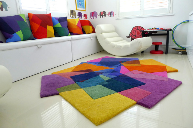 Contemporary Modern Area Rugs
