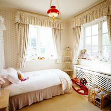 Child's Bedroom Interior Design - Wimbledon, London