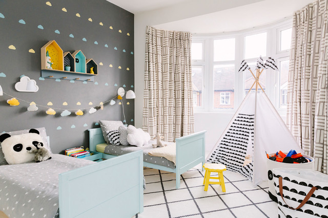 Children S Bedroom In West London Designed For A Boy Or A