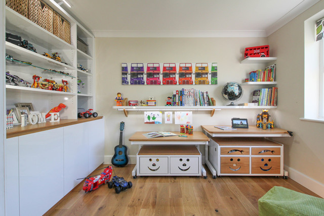 Children s Playroom Contemporary Kids London by