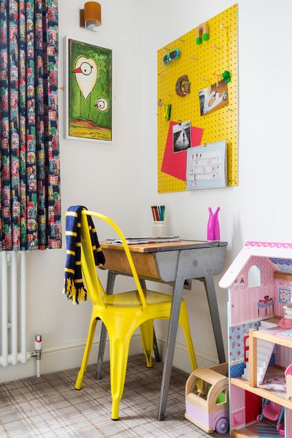 Avocado Sweets Design Studio Interior Designers & Decorators. Colourful  Islington Family Home eclectic-kids
