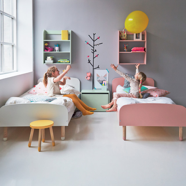 How To Create The Perfect Bedroom For Siblings To Share Houzz Uk