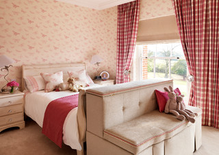 Country House Girls Bedroom