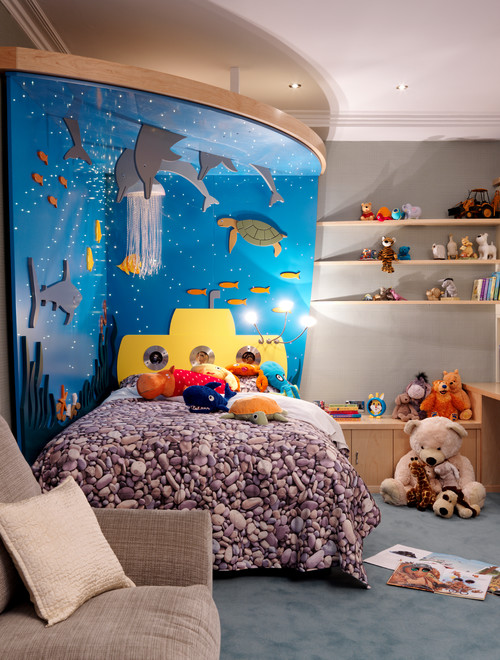 Amazing Themed Kids Room Ideas
