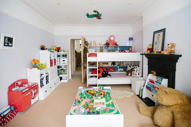 George S Bedroom Age 3traditional Kids London