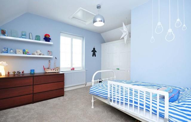 Home contemporary-kids