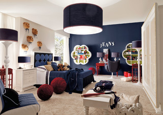 Jonny Boys bedroom by Imagine Living contemporary kids