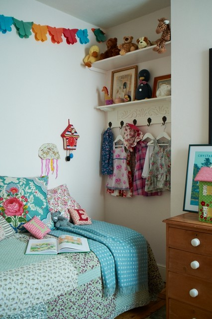 Lovely Kids Bedroom Shabby Chic Style Kinderzimmer