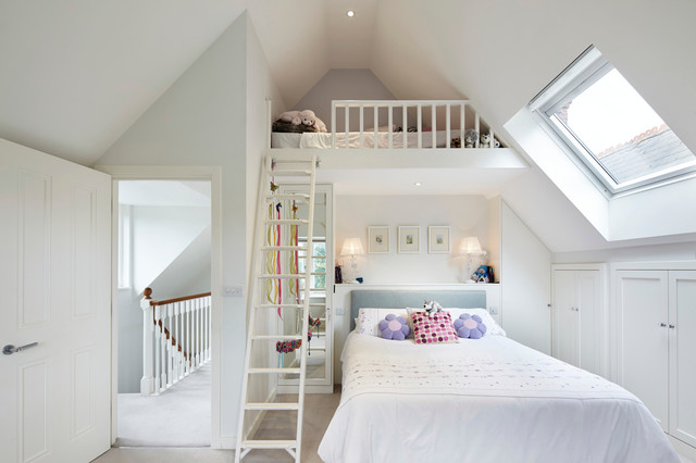 Attic Bedroom Design Ideas Attic Bedroom  Houzz