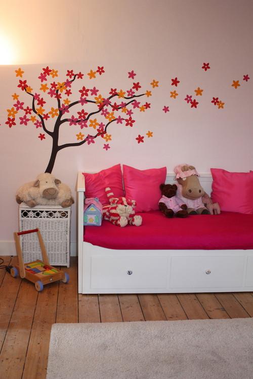 صورة غرفة نوم بنات صغار تحت سن 4 سنوات   12 | ديكورات غرف نوم